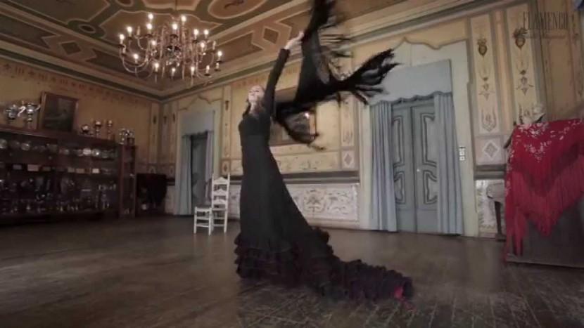 "Bailarina Marta Chasqueira estreia espetáculo de flamenco ""Sola"""