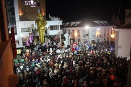 Foi inaugurado oficialmente o Monumento ao Carnaval de Torres Vedras