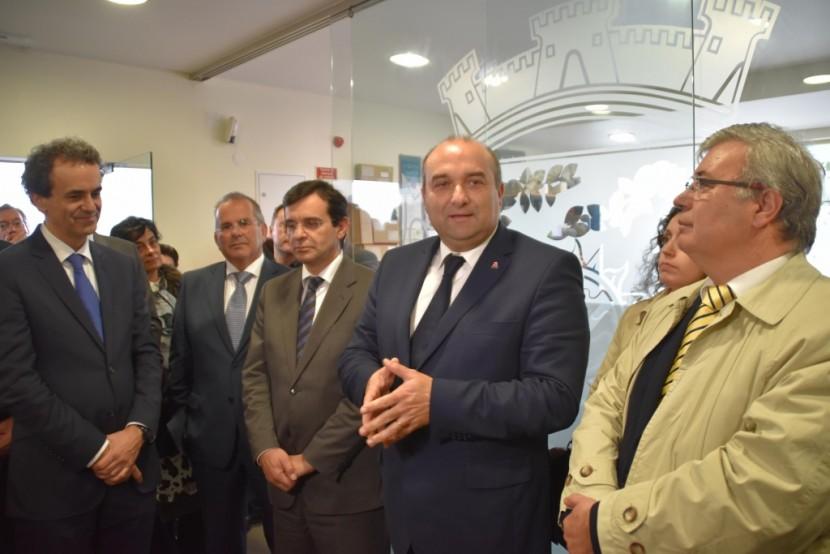 Unidade de Saúde Familiar de Santa Cruz foi inaugurada