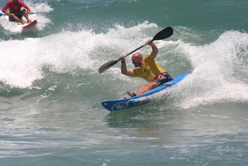 Mundiais de waveski, especialidade da canoagem, em julho em Torres Vedras