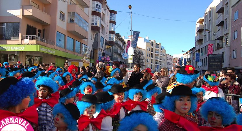 Corso Escolar leva 8200 crianças às ruas de Torres Vedras