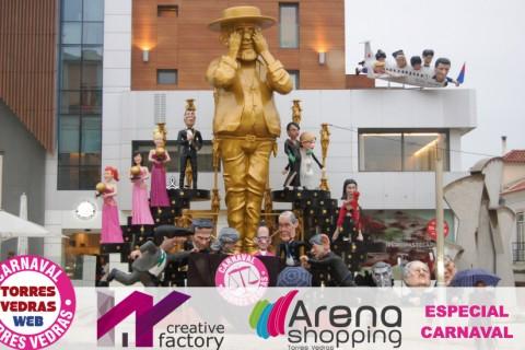 Torres Vedras, uma cidade que respira Carnaval!