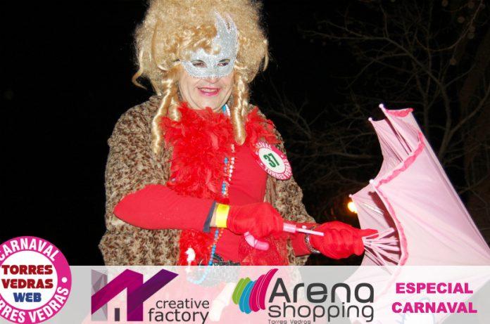 Concurso de Matrafonas leva ao rubro o Corso Trapalhão do Carnaval de Torres Vedras