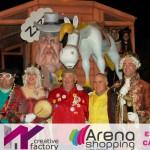 O Carnaval de Torres Vedras ainda não terminou... Hoje julgamos o Rei!