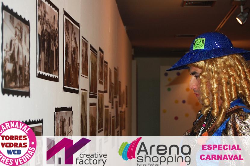 Confraria do Carnaval inaugura exposição na Paços – Galeria Municipal