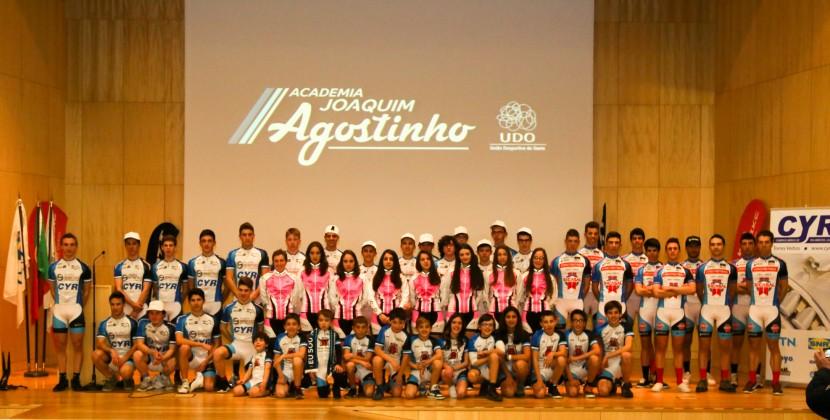 Academia Joaquim Agostinho apresenta equipas para 2016