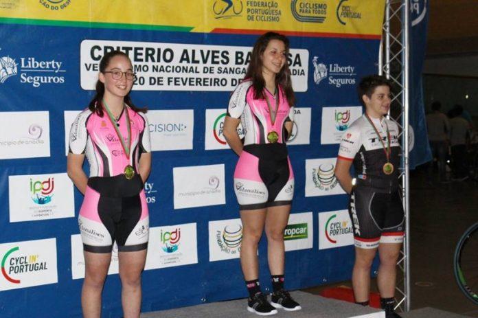 Equipa feminina da Academia Joaquim Agostinho conquista 4 medalhas