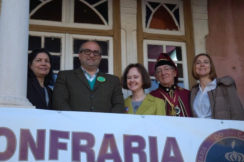 """Embaixadoras conheceram o """"Carnaval de Torres"""""""