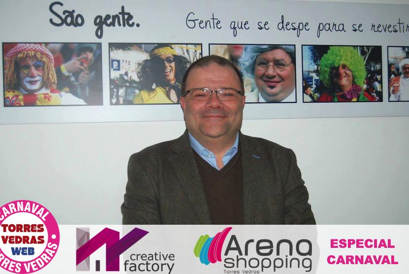 """Carnaval de Torres: """"Está tudo preparado para arrancar"""" diz António Esteveira"""