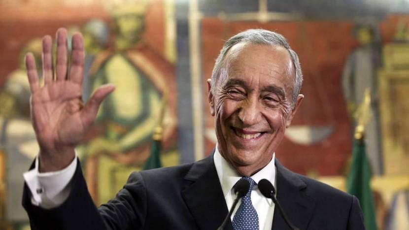 Marcelo Rebelo de Sousa presente na cerimónia no convento do Varatojo