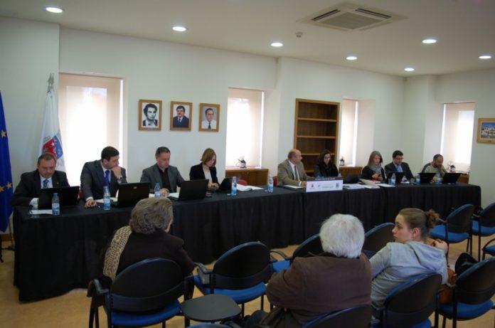 Executivo municipal reuniu-se no Maxial