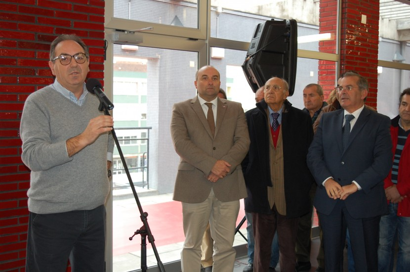 Inauguração das Instalações do Serviço Social do Pessoal do Município de Torres Vedras
