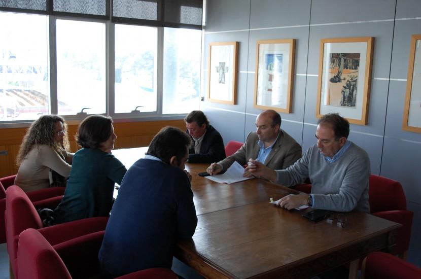 Protocolo para a utilização do segundo piso do Mercado Municipal de Torres Vedras foi assinado