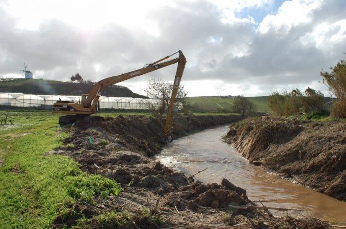 31 km de linhas de água foram limpos e desobstruídos no concelho