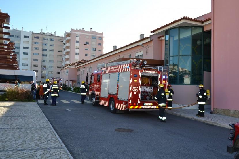 Município de Torres Vedras assinala o Dia Internacional da Proteção Civil