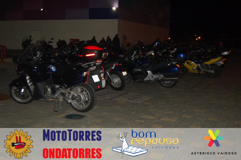 Moto Clube de Torres Vedras conquista a cidade