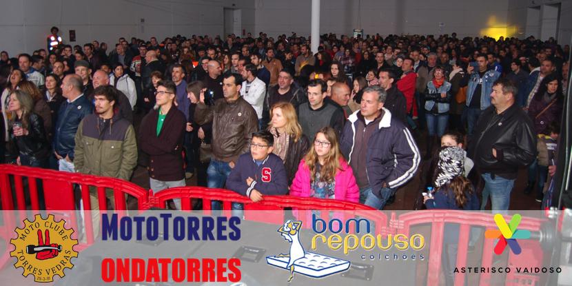 A noite mais longa do aniversário do Moto Clube torriense