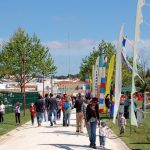 12º Aniversário do Parque Verde da Várzea: Papagaios enchem de cor o céu de Torres Vedras