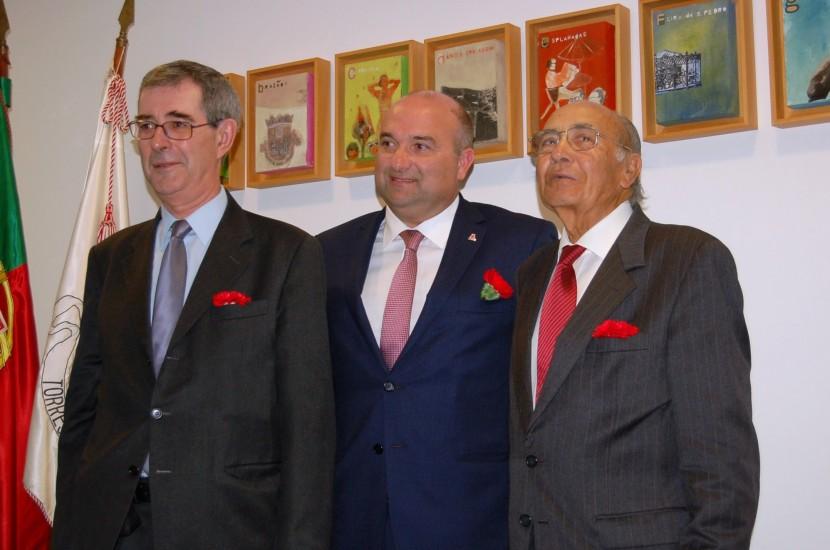 Sessão Solene da Assembleia Municipal de Torres Vedras assinala o 25 de Abril
