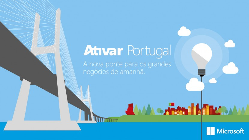 Nova edição do Ativar Portugal Startups da Microsoft arranca hoje de olhos postos na internacionalização