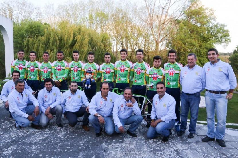 Apresentação oficial da equipa Sicasal/Liberty Seguros/Bombarralense