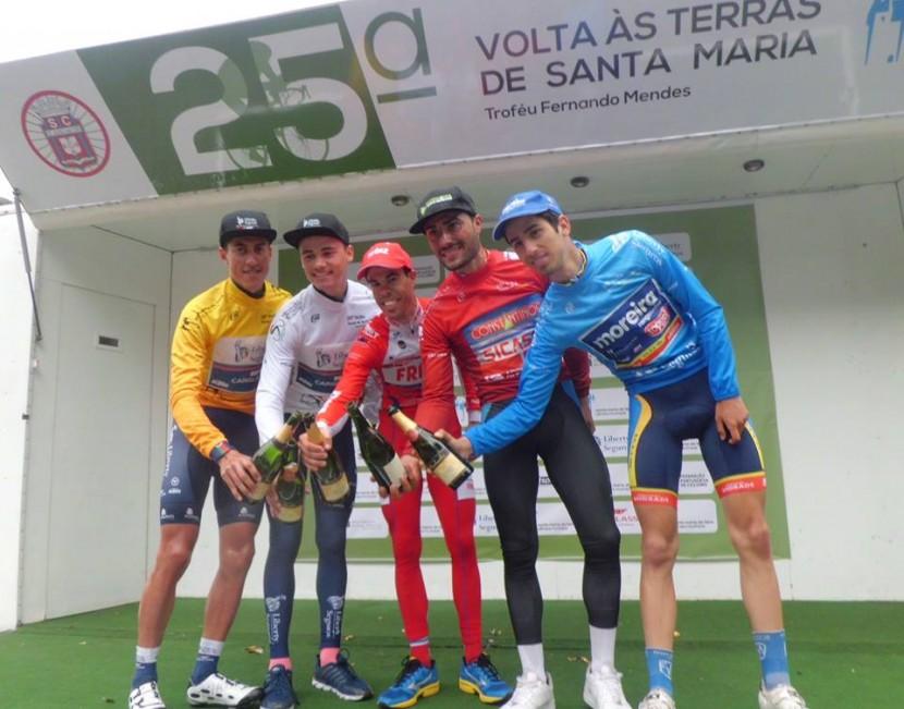 Sicasal/Constantinos/UDO vence metas volantes na Volta às Terras de Santa Maria