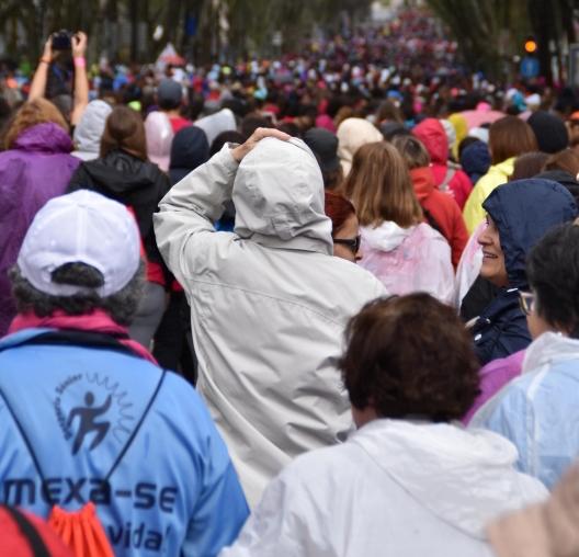 800 mulheres torrienses na Corrida Sempre Mulher