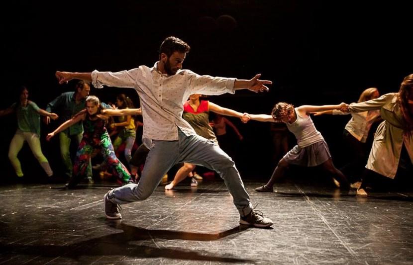 """""""Portugal está bem a nível da dança contemporânea"""" avança Magda Matias na preparação do 6º Laboratório de Dança da Estufa"""