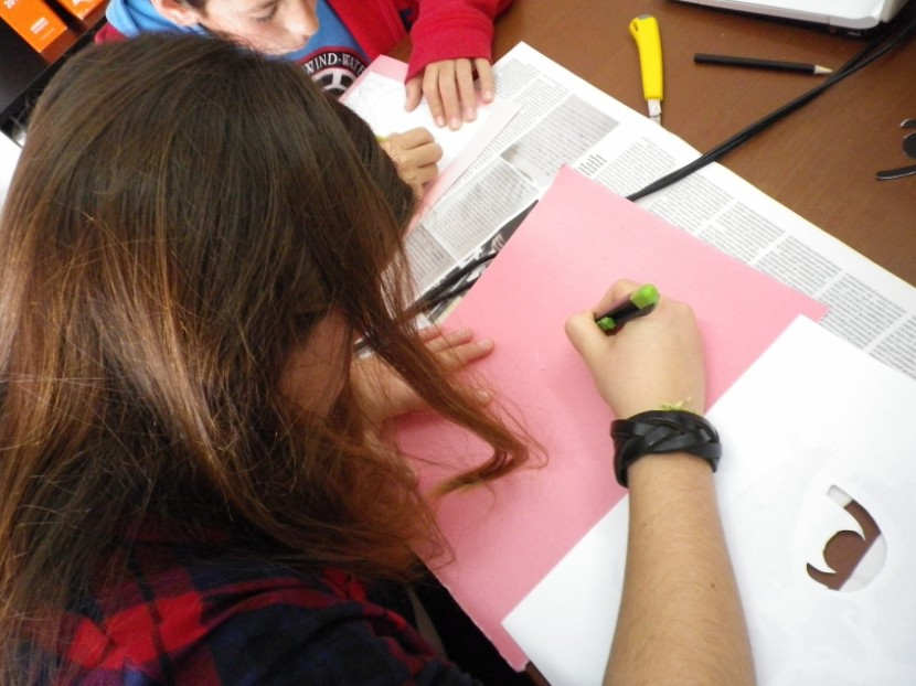 Ações de formação no âmbito do Projeto Bússola