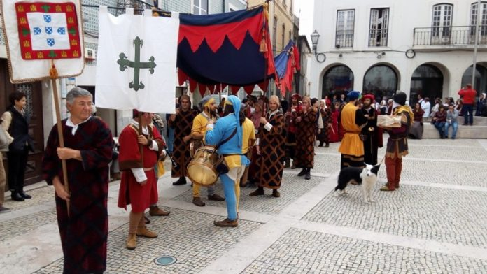 Conselho régio de 1414 foi recriado em Torres Vedras