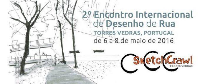 2º encontro internacional de desenho de rua – Torres Vedras – Lisboa - Portugal