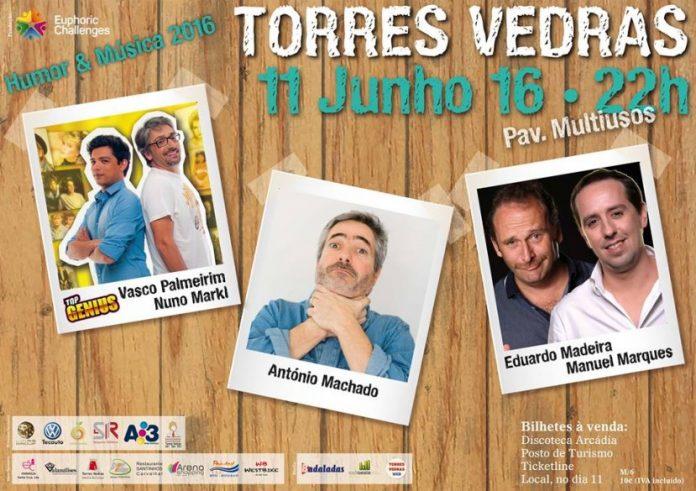 7ª edição do Torres Vedras Humor e Música