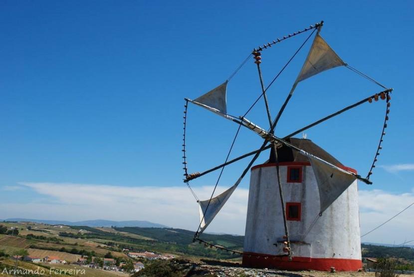 Região Oeste quer candidatar moinhos de vento a património da UNESCO