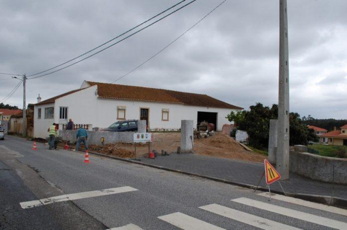 Câmara Municipal tem investido na construção de passeios no concelho