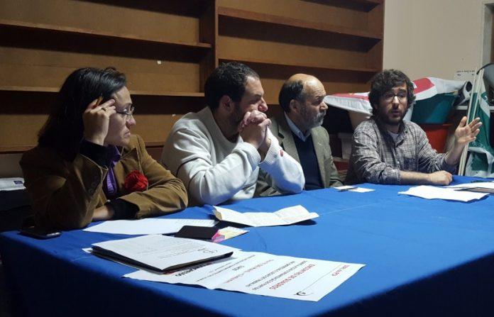 Reunião preparatória do Congresso do PCP em Torres Vedras