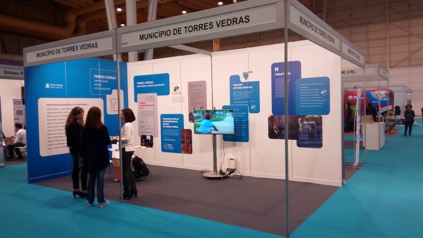 Município de Torres Vedras marcou presença na primeira edição do Portugal Economia Social