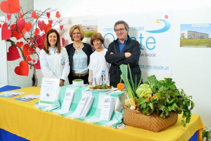 Centro Hospitalar do Oeste participa na IV Feira da Saúde de Peniche