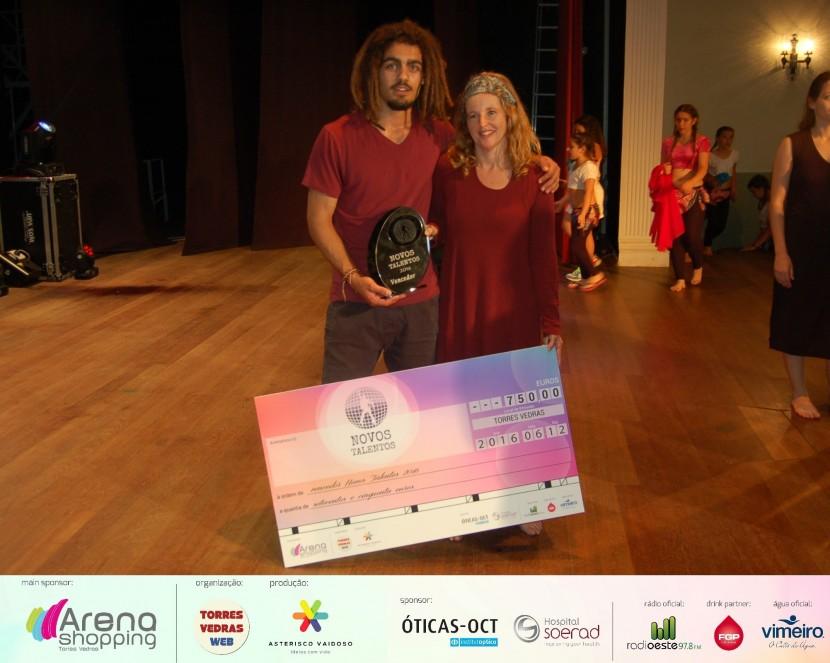 Grémio Artístico Torriense encheu para assistir à final dos Novos Talentos 2016