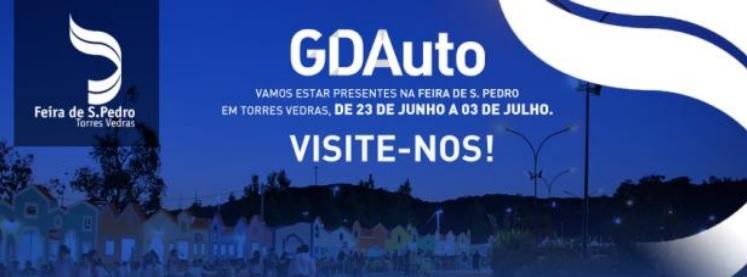 GDAuto presente na Feira de São Pedro 2016
