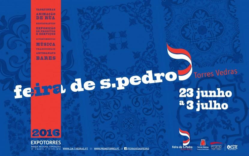 Feira de S. Pedro está prestes a ter início em Torres Vedras