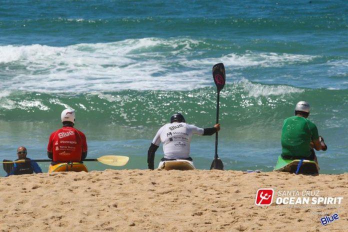 Provas do campeonato do mundo de rali aéreo e de surf no verão das praias de Torres Vedras