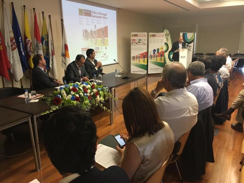 Federação defende continuidade de uma etapa da Volta a Portugal no Oeste