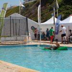 Ocean Spirit: Sábado com bandeira verde e muito calor em Santa Cruz