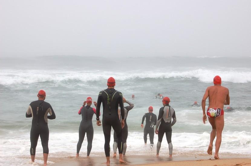 Competições do Ocean Spirit contam com Domingo de nevoeiro em Santa Cruz