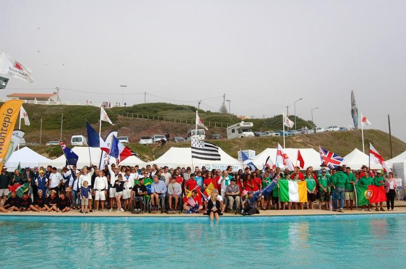 Ocean Spirit: atletas do Campeonato do Mundo de Waveski invadem Santa Cruz