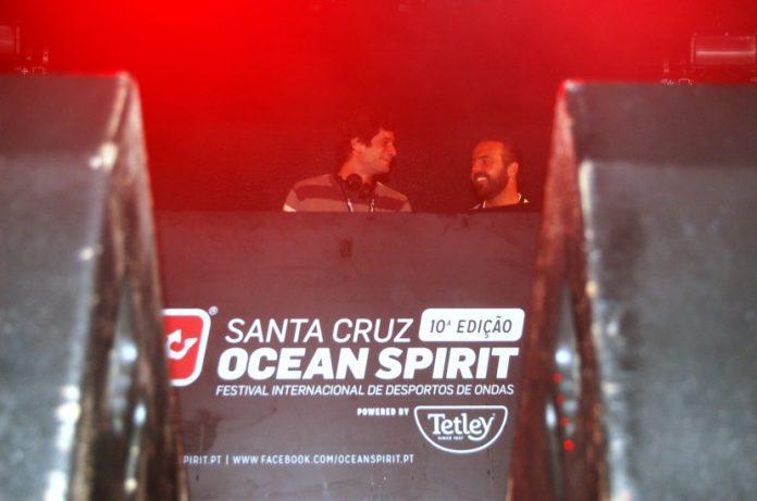 A noite em que a electrónica domina o Santa Cruz Ocean Spirit