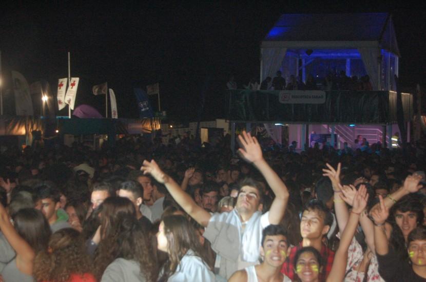 O dancehall dos Supa Squad invadiu a Aldeia Neptuno em mais uma noite de Ocean Spirit