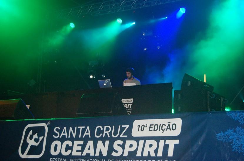 Ocean Spirit: hoje a festa faz-se com D'johnz, Meninos da Vadiagem e Filipa More