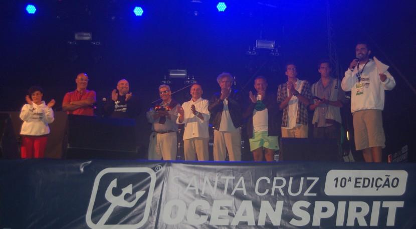 Santa Cruz Ocean Spirit com 100 mil pessoas, 300 atletas e na agenda do próximo ano