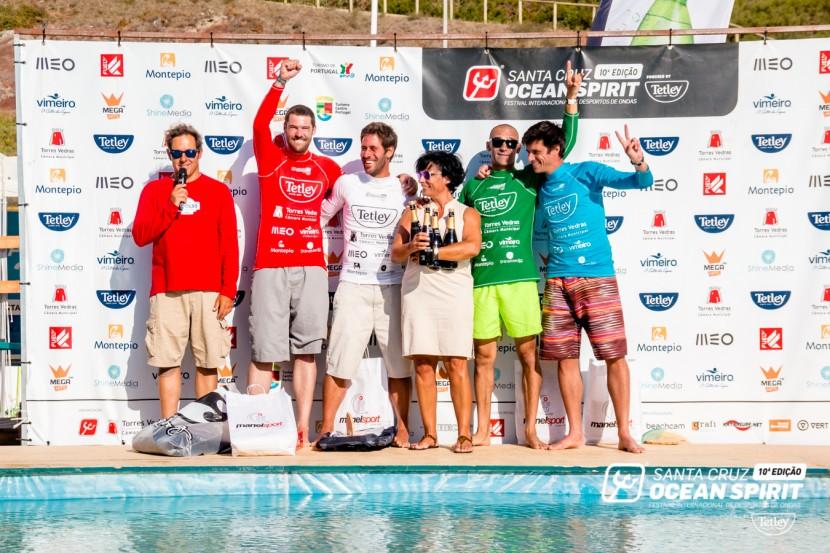 Ocean Spirit: António Stott vence etapa do Nacional de Bodysurf